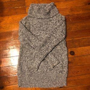 Abercrombie cowl neck sweater
